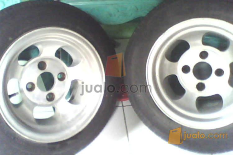 Velg Shelby R13 Pcd 114x4 Celong Lebar 7 Ban Jakarta Jualo