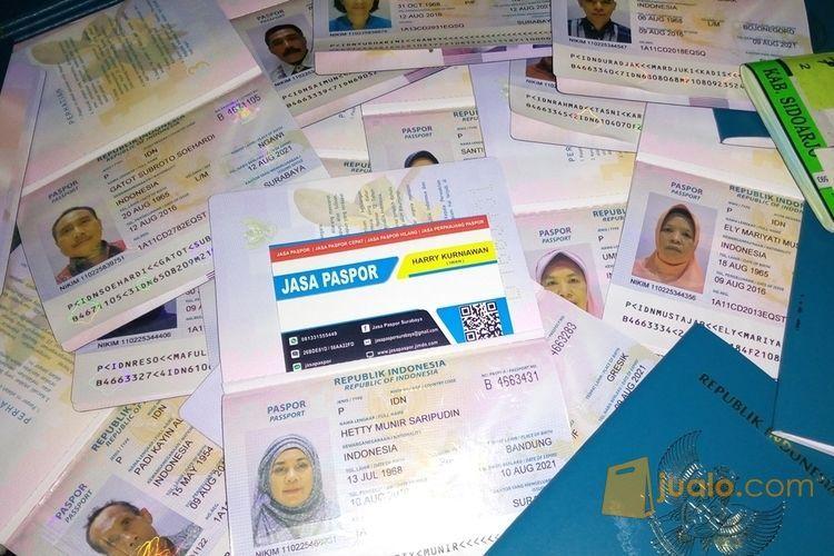 Biro Jasa Perpanjangan Paspor (3796685) di Kab. Sidoarjo