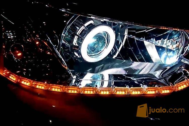Headlamp Projector Angel Eyes Avanza Vvt I Kab Bandung Barat Jualo