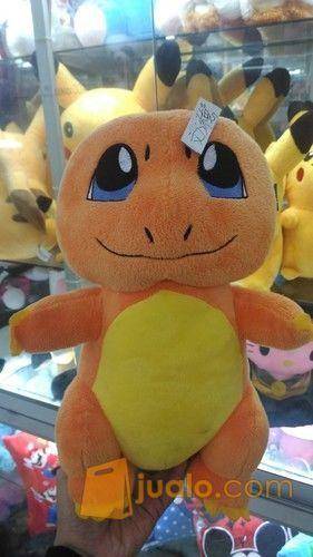 Boneka film Kartun & Game Pokemon Go Chormander Grade Super Ori SNI Murmer lucu ecer & grosir (3874703) di Kota Jakarta Selatan