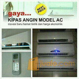 Kipas Angin Model AC inovasi terbaru hemat listrik & harga ekonomis pakai remote control jarak jauh (3874799) di Kota Jakarta Selatan