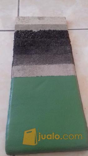 Pelapisan rubber cush olahraga 3891131