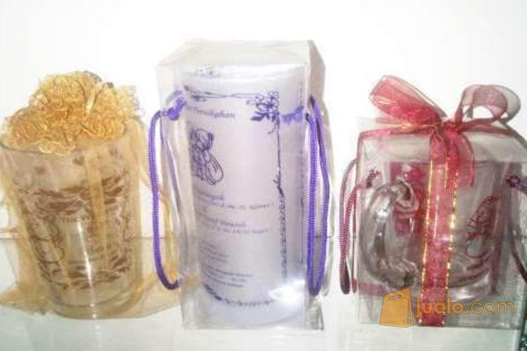Souvenir Gelas pernikahan dan promosi di tangerang (3917799) di Kota Tangerang