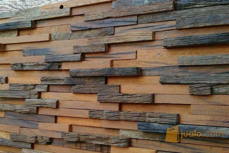 Panel Rustic Wall Decor Ulin Kab Sleman Jualo