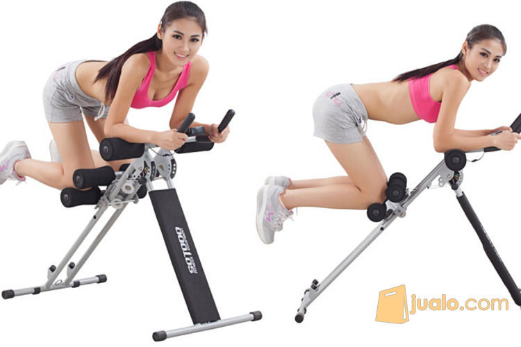 Alat Olahraga Fitness Power Plank Ab Muscle Pengecil Perut Jakarta Pusat Jualo