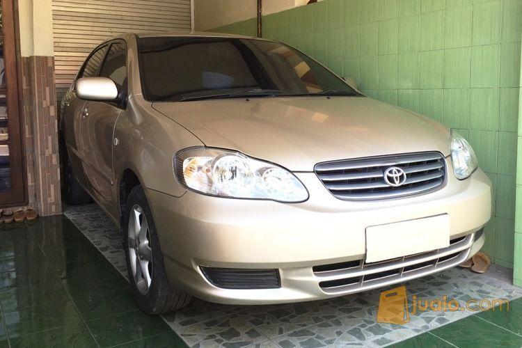 Toyota Corolla Altis Istimewa 1.8i VVTi, manual, tahun 2002 - Nama Pribadi (4062859) di Kota Mataram