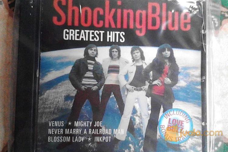 Shocking Blue Greatest Hits CD (4189851) di Kota Jakarta Selatan