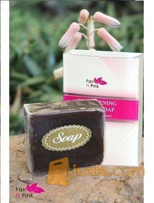 Brightening Black Soap Fair n Pink ORIGINAL - Fair n Pink Soap (4198553) di Kota Bekasi