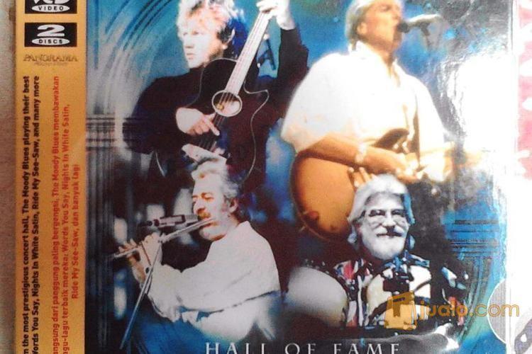 The Moody Blues Hall Of Fame Live From The Royal Albert Hall Video-CD (2X) (4202597) di Kota Jakarta Selatan