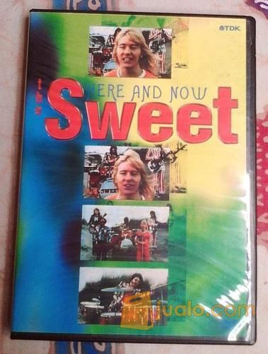 The Sweet Here And Now DVD (4202893) di Kota Jakarta Selatan