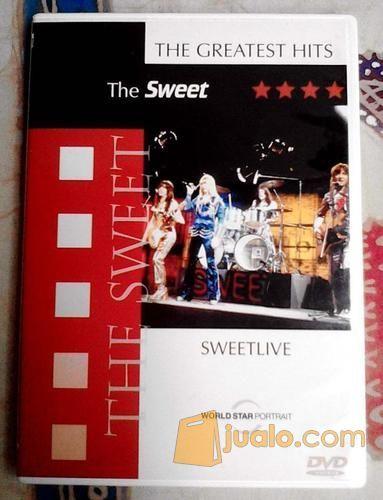 The Sweet The Greatest Hits Sweet Live DVD (4202949) di Kota Jakarta Selatan