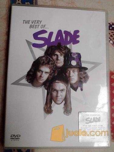 Slade The Very Best Of DVD (4203067) di Kota Jakarta Selatan