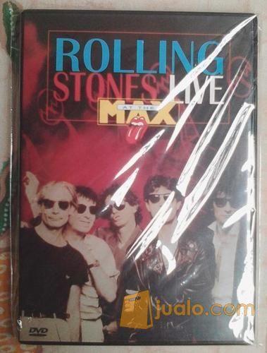 Rolling Stones Live At The Max DVD (4203253) di Kota Jakarta Selatan