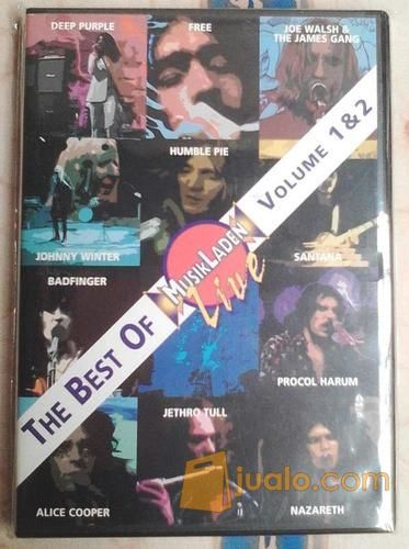 The Best Of Musikladen Live Volume 1 & 2 DVD (4203765) di Kota Jakarta Selatan
