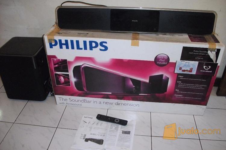 Sound Bar / Home Theater : Phillips HTS 8140 Ambisound (4204205) di Kota Jakarta Barat