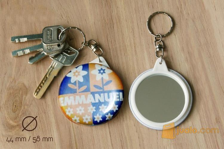 Cetak Pin Gantungan Kunci Cermin (4215265) di Kota Tangerang