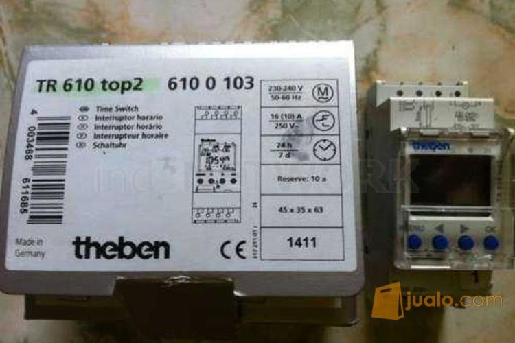 Timer Theben TR 610 (4235407) di Kota Bogor