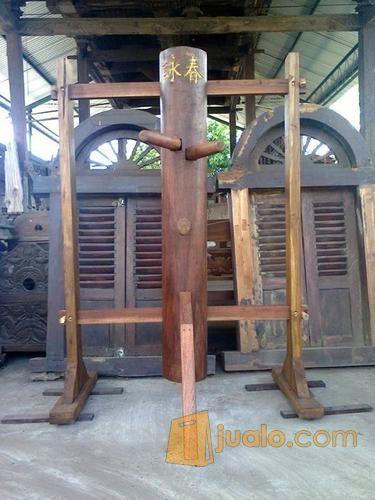 Muk Yan Jong / Wooden Dummy Termurah (4248801) di Kota Denpasar