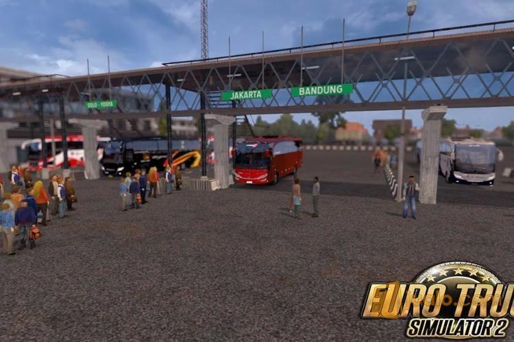 Euro Truck Simulator (ETS2) Mod Indo PC Laptop - Baca Iklannya (4320779) di Kota Bandung