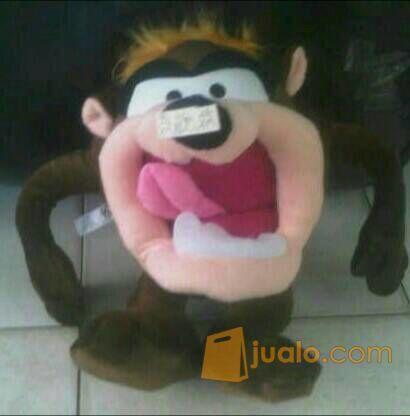Boneka karakter hewan film kartun TAZZMANIA DEVIL grade ORI SNI murah (4347433) di Kota Jakarta Selatan