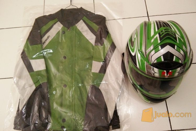 Jaket Dan Helm Ninja Ori (4395807) di Kota Jakarta Timur