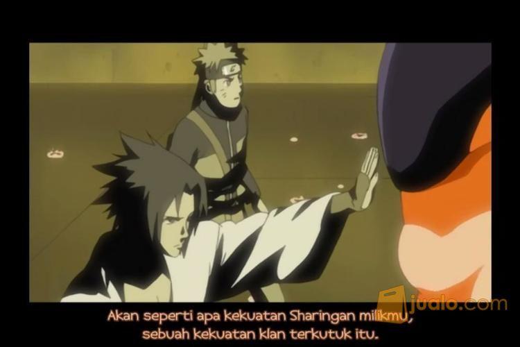 Dvd Anime Naruto + Shippuden + Movie Lengkap (4472677) di Kota Medan