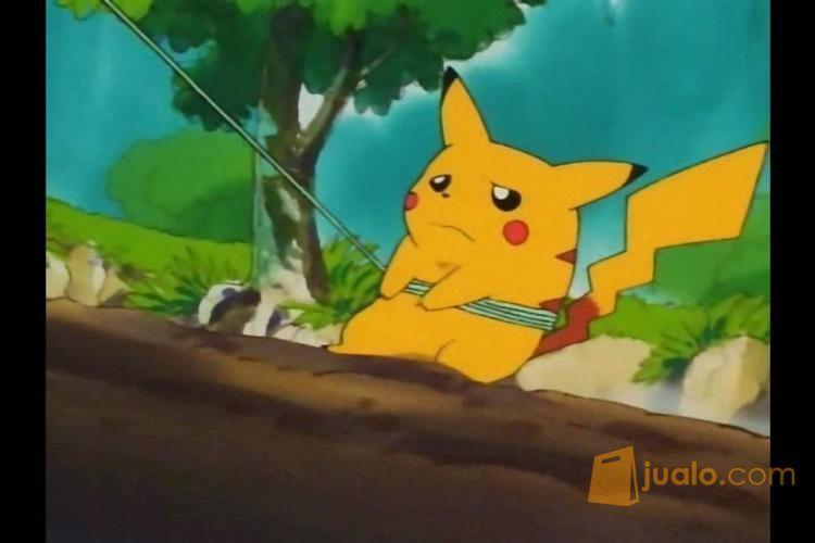 Dvd anime pokemon s1 koleksi anime 4491253
