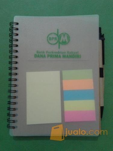 Souvenir Memo Recycle + pen + post it (4492263) di Kota Tangerang