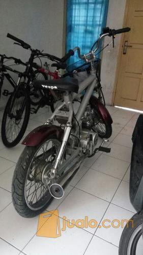 Motor Modifikasi Sepeda Kab Sleman Jualo