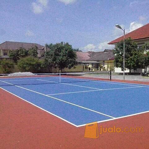 Tukang lapangan olahr olahraga tennis 4629681
