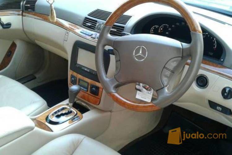 Dijual Mercedes S280 AT Hitam Sunter, Jakarta Utara (4675881) di Kota Jakarta Utara
