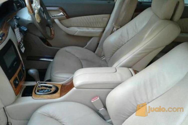 Dijual Mercedes S280 AT Hitam Sunter, Jakarta Utara (4675883) di Kota Jakarta Utara