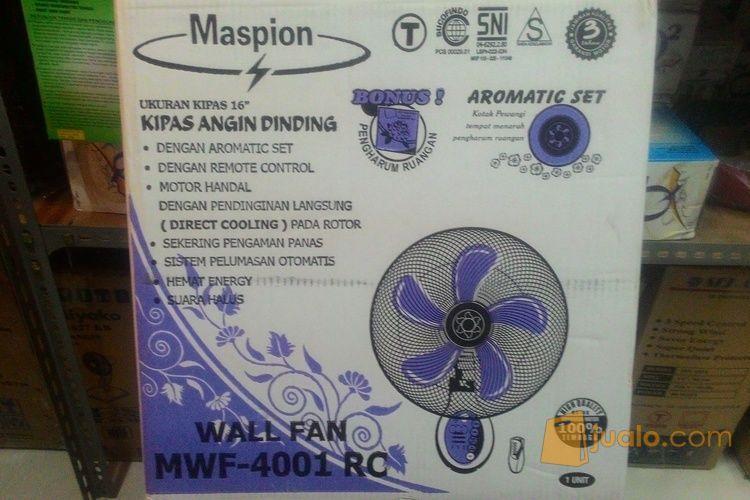 Maspion Wall Fan  Kipas Angin Dinding 16 U0026quot  Mwf