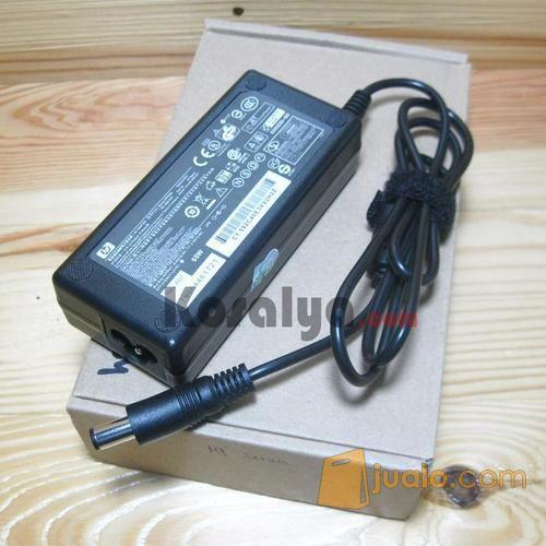 Charger / Adaptor Laptop HP Compaq Pavilion [Output: 18.5v-3.5A] Colokan Pin Central / Jarum (Tipe: Cq40, Cq42. Cq35, Cq45, DLL .. )