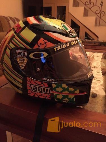 Jual Helm Agv K3 Sv Element Valentino Rossi Jakarta Barat Jualo