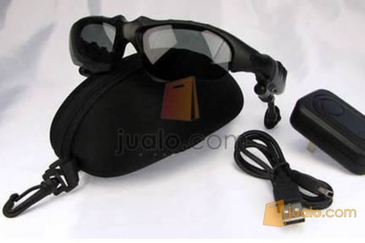 kacamata MP3 bluetooth memory 2Giga (491566) di Jakarta