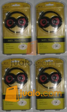 MP3 Sport Model Q7 slot microSD (508953) di Jakarta