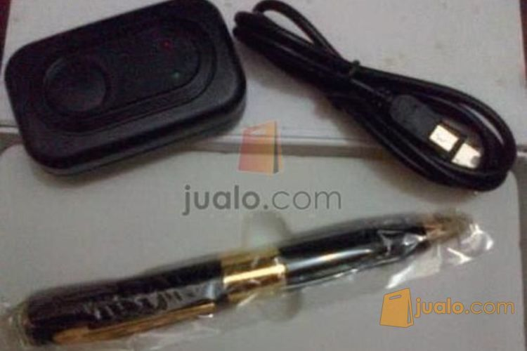 kamera Spy cam pena MicroSD slot (521355) di Jakarta