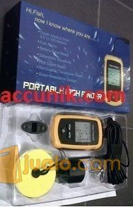 Fish Finder Pencari deteksi ikan 100meter (5358851) di Kota Jakarta Pusat