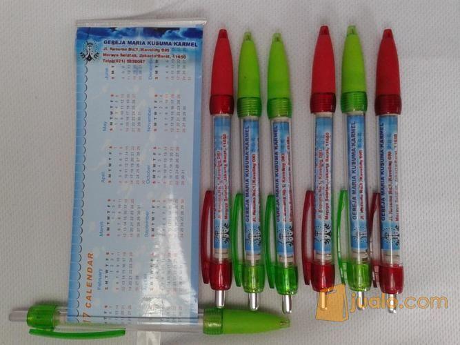 Pen Kalender Untuk Souvenir Natal Dan Tahun Baru (5368807) di Kota Tangerang