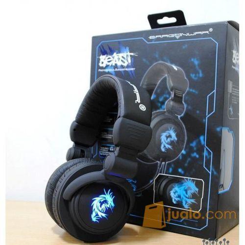 Headset Gaming Dragonwar BEAST (5409745) di Kota Jakarta Barat