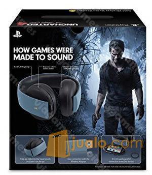 Sony Gold Wireless Stereo Headset Uncharted 4 (5410455) di Kota Jakarta Barat