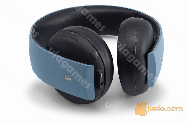 Sony Gold Wireless Stereo Headset Uncharted 4 (5410551) di Kota Jakarta Barat