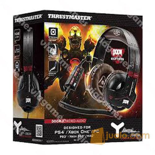 Trustmaster Headset 300CPX Doom Edition for PS4/XB1/PS3/X360/PC/Mac (5417011) di Kota Jakarta Barat