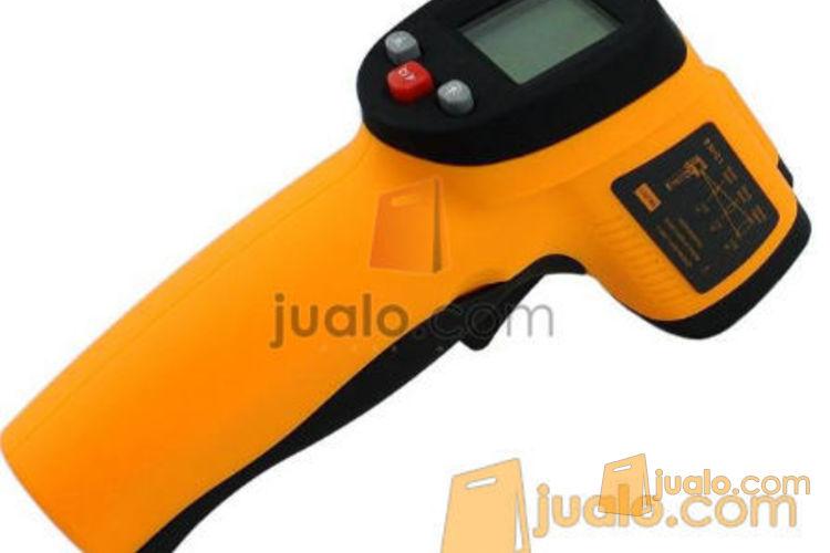 Thermometer digital Laser Inframerah (380C) (557081) di Jakarta