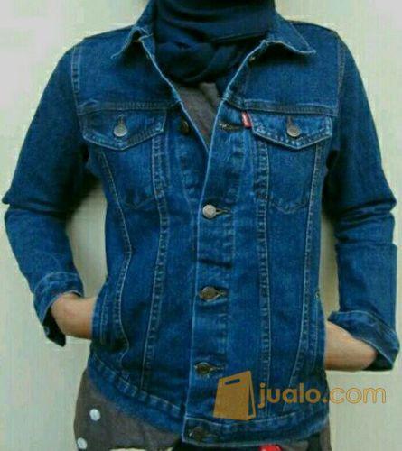 Jaket wanita levi s b mode gaya wanita 5698831