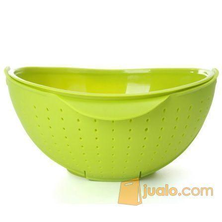 Wadah Mangkok Saringan / Rinse Bowl and Strainer (5703857) di Kota Bogor