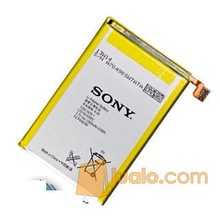 Batre Battery Sony Xperia ZL Original Baterai Experia ZL (5704071) di Kota Jakarta Barat