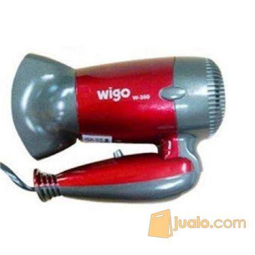 Wigo W-350 Hair Dryer (Pengering Rambut) - Merah (5706041) di Kab. Bekasi