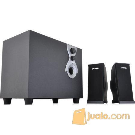 Dazumba DZ2000 D-Remix 2.1 Speaker - Hitam (5706249) di Kab. Bekasi